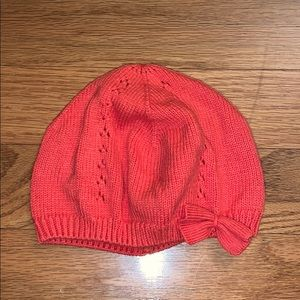 NWOT Girls Knitted Beanie
